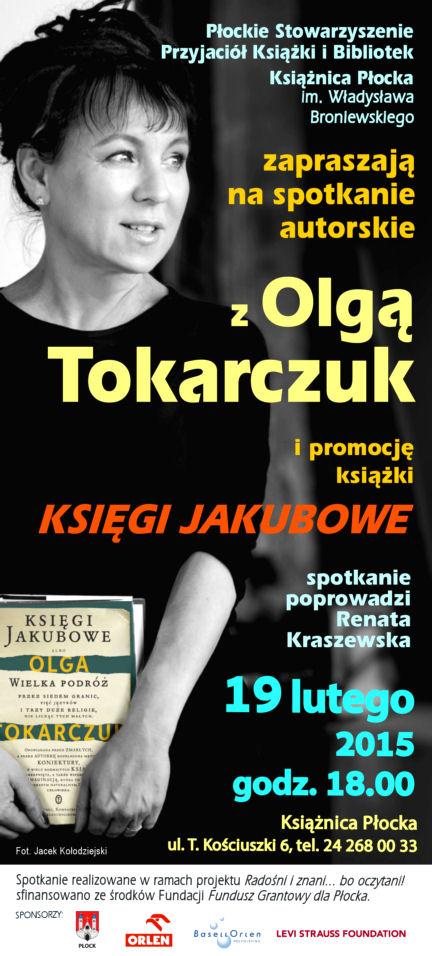zaproszenie-olga-tokarczuk